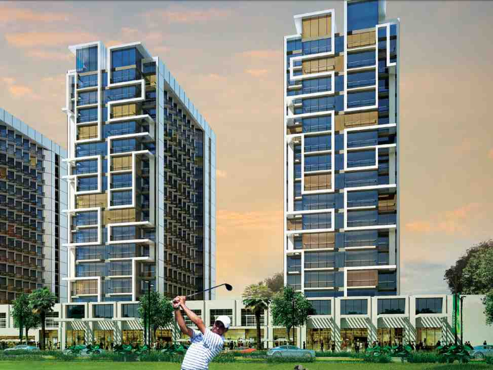 NAVITAS AKOYA OXYGEN Residential Studio and Hotel apartments STD 1 BR Tower C