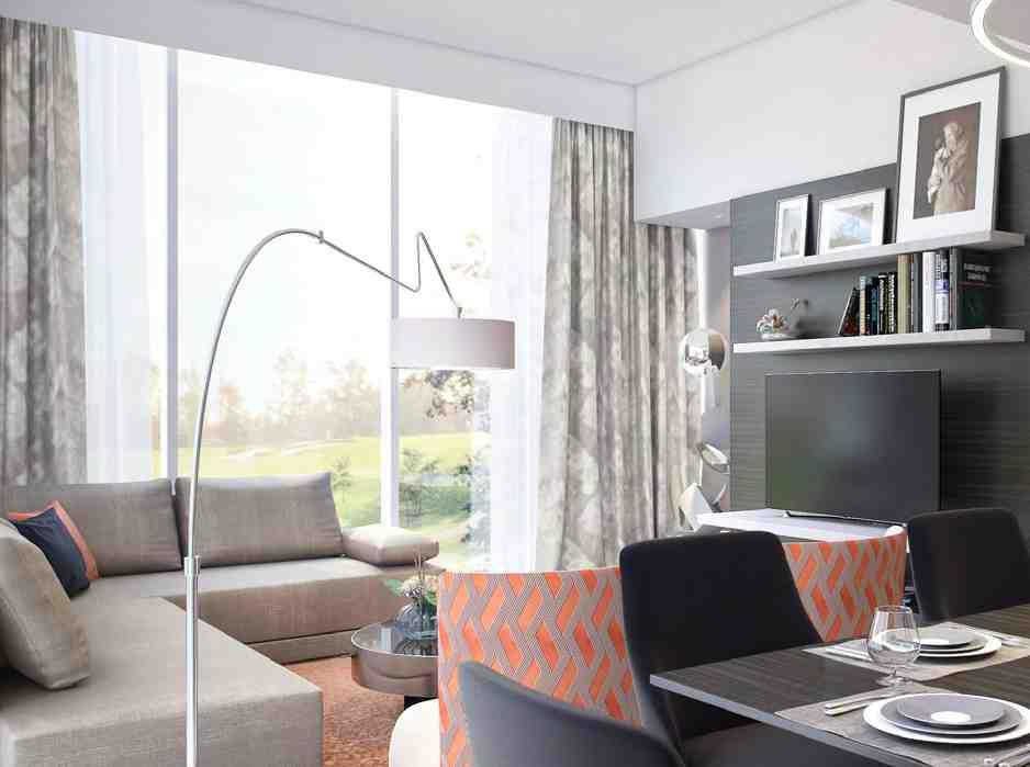 NAVITAS AKOYA OXYGEN Residential Studio and Hotel apartments STD 1 BR room