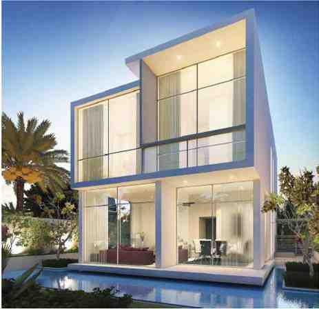 NEW INDEPENDENT VILLAS @ AKOYA OXYGEN BY DAMAC Layout