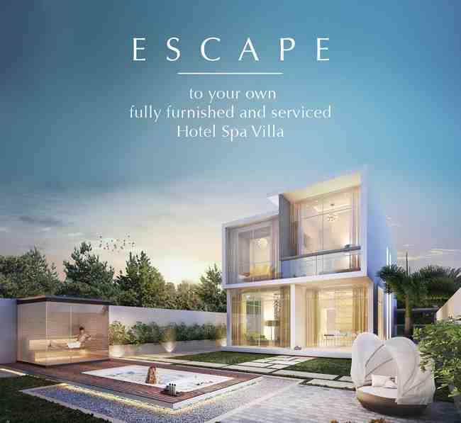 Hotel Spa Villa in Akoya Oxygen