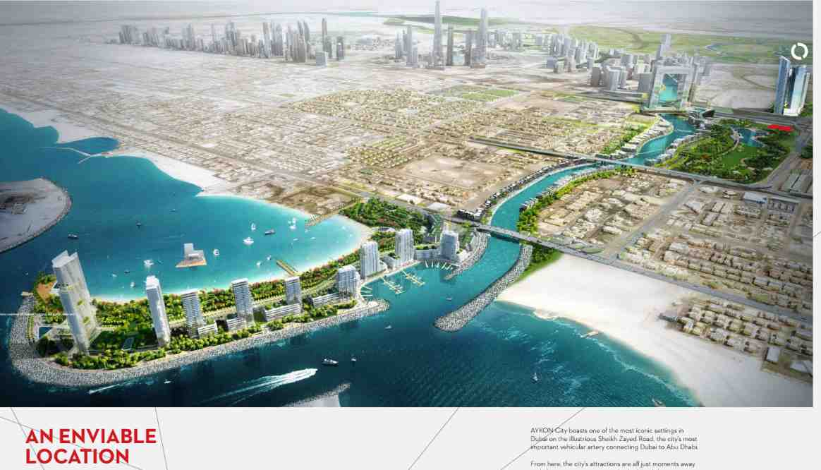 Aykon City DUbai