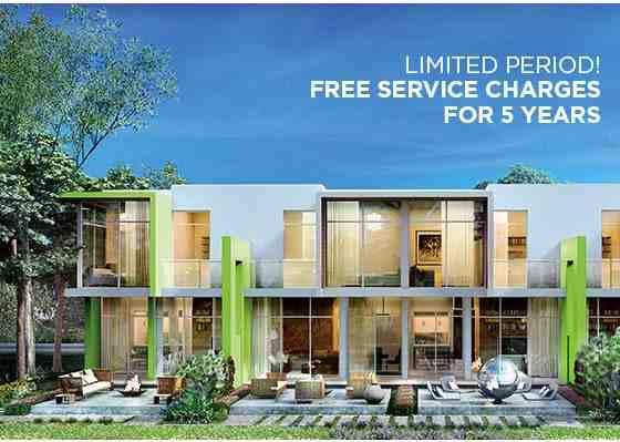 Akoya Imagine 3br villa from 1.2 million