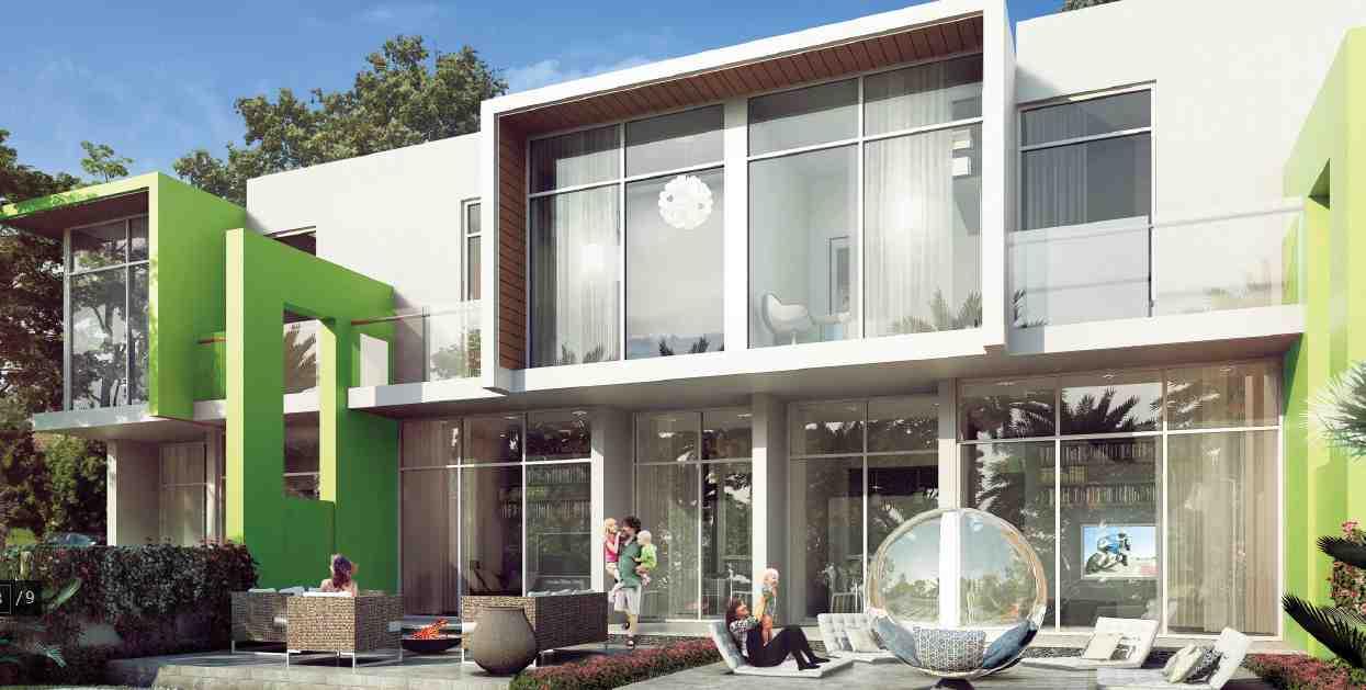 Akoya Imagine Villa layout