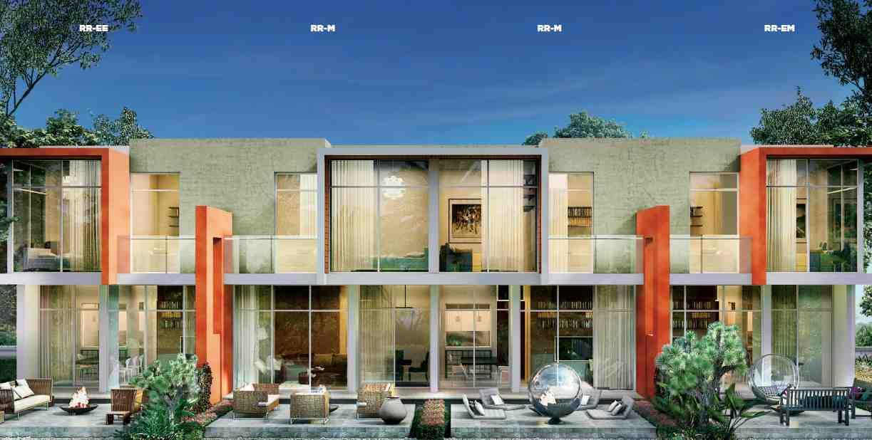 Akoya Imagine Villa types