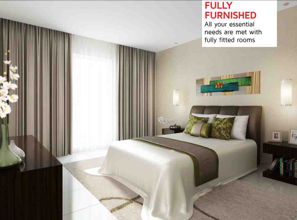 Damac Tower 108 Furnished Apartments for sale in Dubai