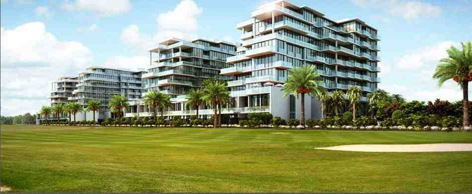 Golf Condominiums DAMAC
