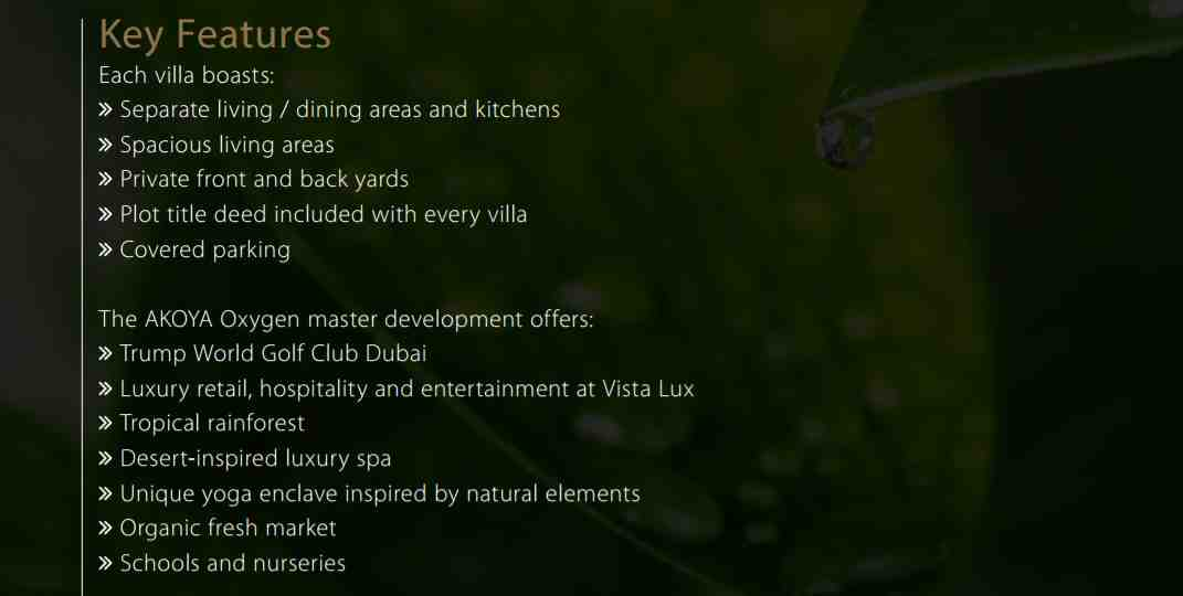 key-features-akoya-fresh-villas