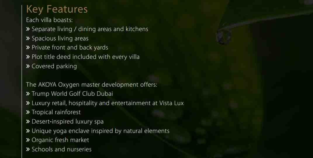 key-features-akoya-fresh-villas