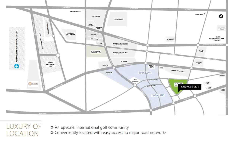 location-map-damac-akoya-fresh-villas