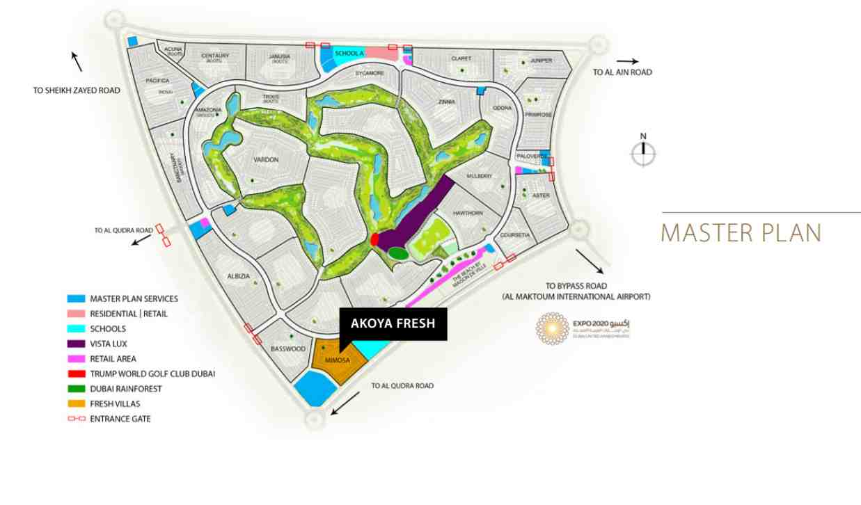 master-plan-akoya-fresh-villas-in-akoya-oxygen-by-damac