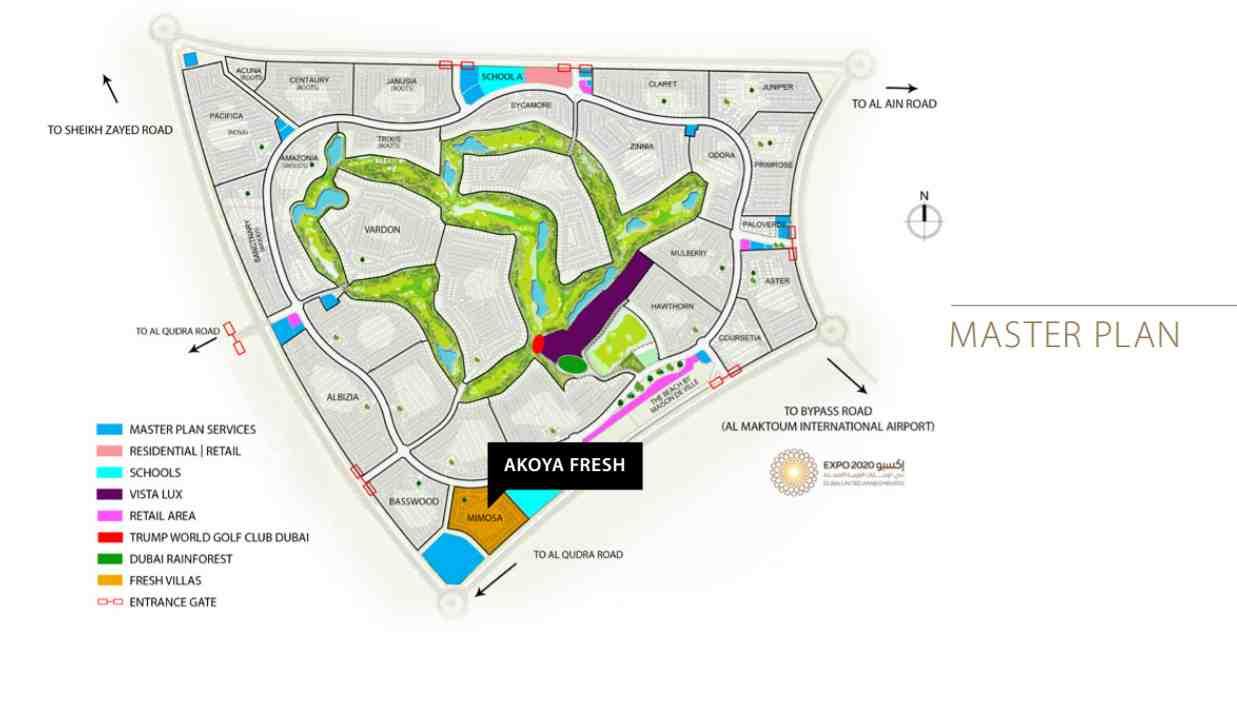 master-plan-akoya-fresh-villas-in-akoya-oxygen-by-damac