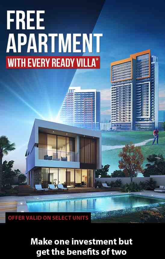 DAMAC HILLS VD-1 Villas
