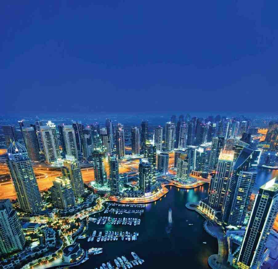 Damac Heights By Damac Dubai Marina