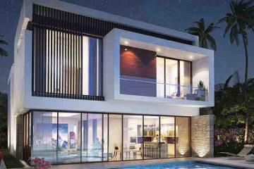 DAMAC VILLAS BY PARAMOUNT HOTELS & RESORTS ( Fully Furnished & Serviced Villas )