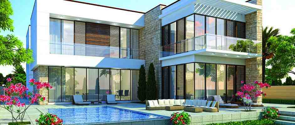 the master villas