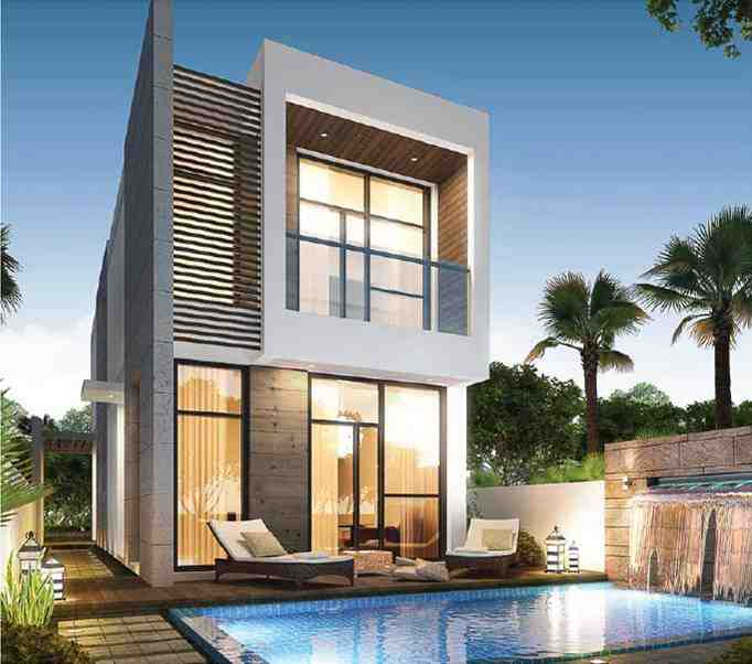 NEW INDEPENDENT VILLAS @ AKOYA OXYGEN BY DAMAC