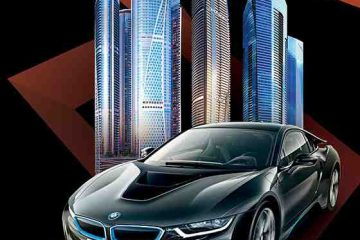 BMW guaranteed with every apartment | Prices starting from AED 599,000*