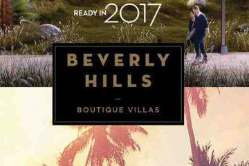 Beverley Hills Boutique villas