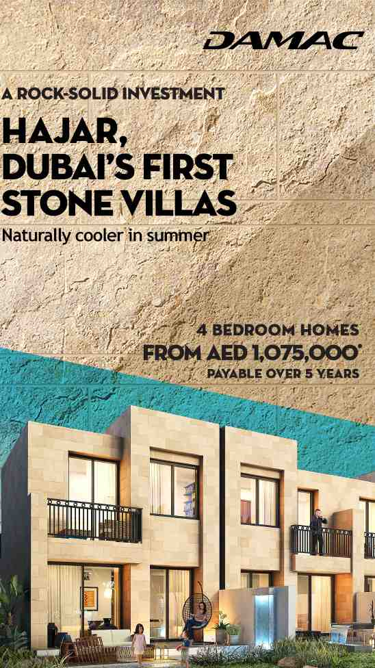 Launch of Hajr – Stone Villas | Akoya Oxygen