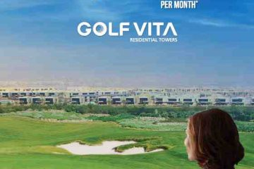 Golf Vita 1BR apartments