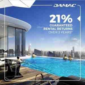 Just Cavalli Villas | Luxury Villas in Dubai | DAMAC Properties