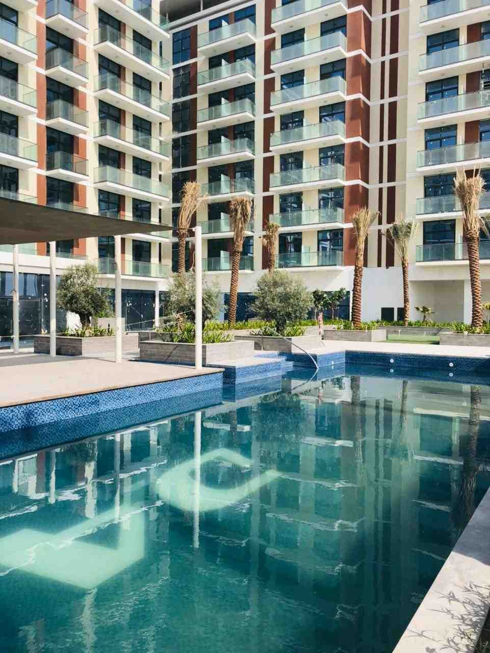 DAMAC Properties Ready to Move Furnished apartments in Dubai South