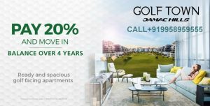 GOLF TOWN DAMAC HILLS DUBAI