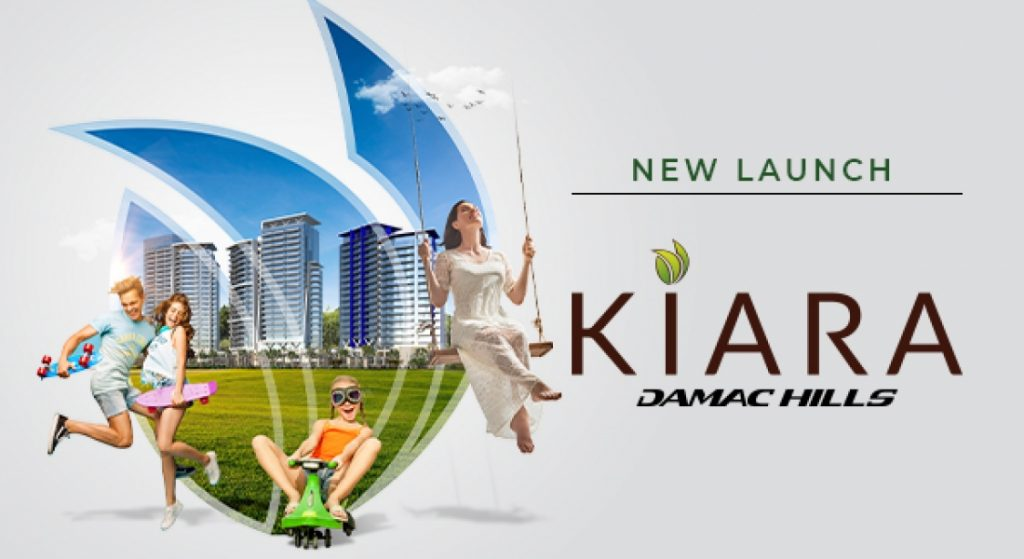 Luxury furnished apartments with a 5-year payment plan New launch – apartments in a scenic golf community with 50% DLD registration fees waived*