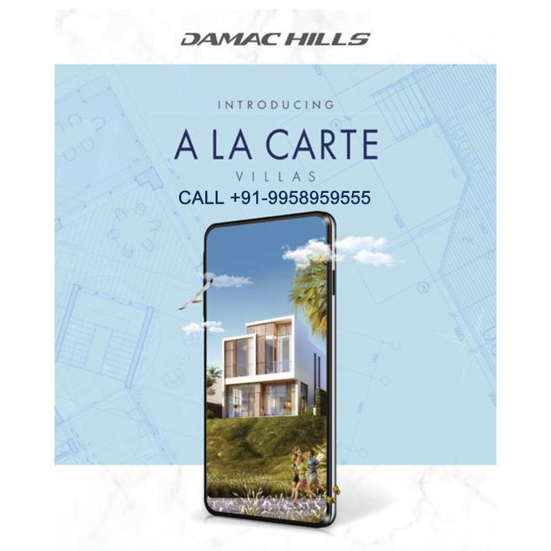 #damac #alacarte #villa