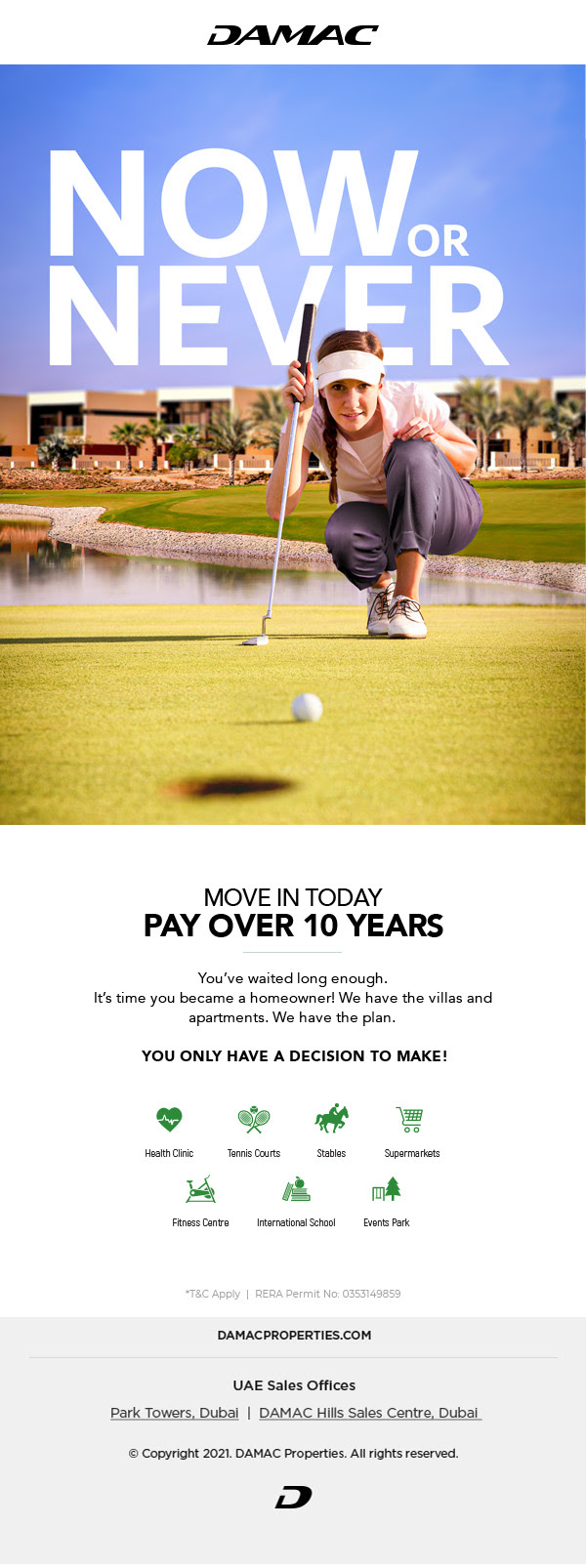 Exclusive Payment Plan Offer AKOYA & DAMAC Hills