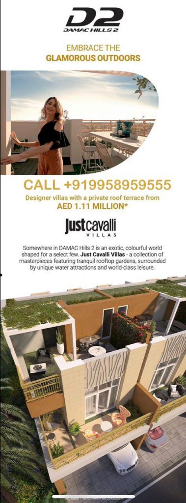 DAMAC Hills 2: UNO Premier Villas Now getguaranteed rental on your investment in Dubai. damac hills 2 bedroom ,damac hills dubai location,damac hills 2 bedroom for sale,damac hills location map,damac hills villas ,damac hills villa types,damac hills 2,damac hills , https://web.whatsapp.com/send?phone=919958959555&text=Hi DamacJust Cavalli Designer 3BR - Villa Starting AED1.30 Million Cavalli Designed Branded Villas.25:75 Relaxed Payment Plan. 2%DLD waiver. Avail Pre Launch Offer. Talk to Our Expert. Register Your Interest. Amenities: Desert-inspired lux spa, Trump World Golf Club, Tiger Woods Design Golf.